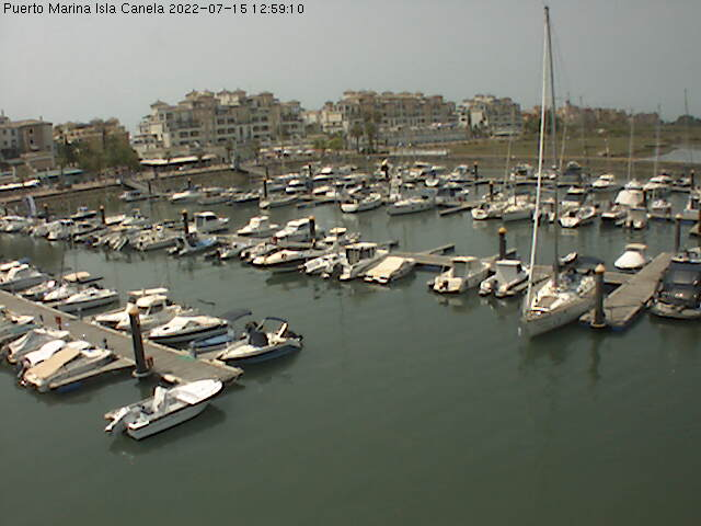Marina Isla Canela Webcam